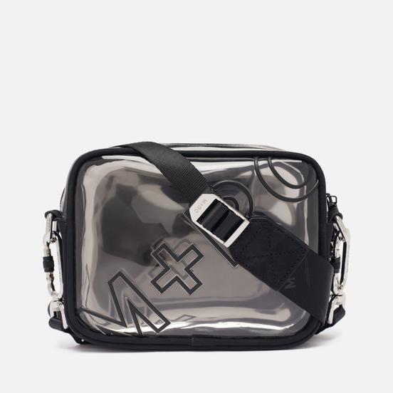 Сумка M+RC Noir Transparent Rubber Mesh Black