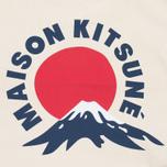 Сумка Maison Kitsune Mont Fuji Ecru/Navy фото- 1