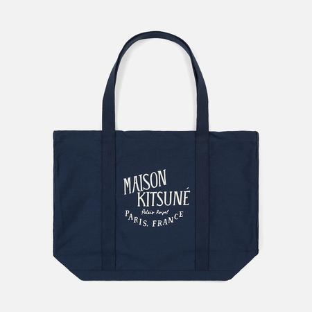 Сумка Maison Kitsune Palais Royal Blue Storm