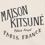 Сумка Maison Kitsune Palais Royal Ecru/Black фото- 1