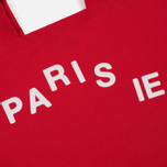 Сумка Maison Kitsune Parisien Cut Red фото- 1