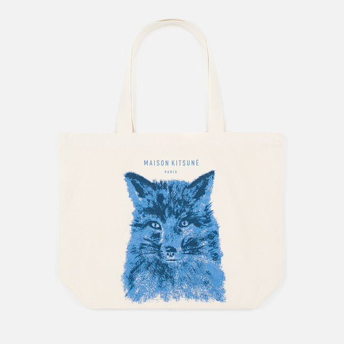 Сумка Maison Kitsune Tote Fox Brush