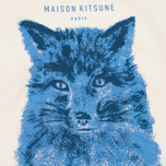 Сумка Maison Kitsune Tote Fox Brush фото- 2