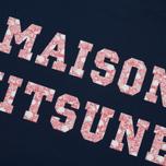 Сумка Maison Kitsune Tote Pixel Navy фото- 1