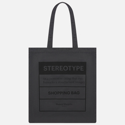 Сумка Maison Margiela 11 Stereotype Logo Dark Grey/Black
