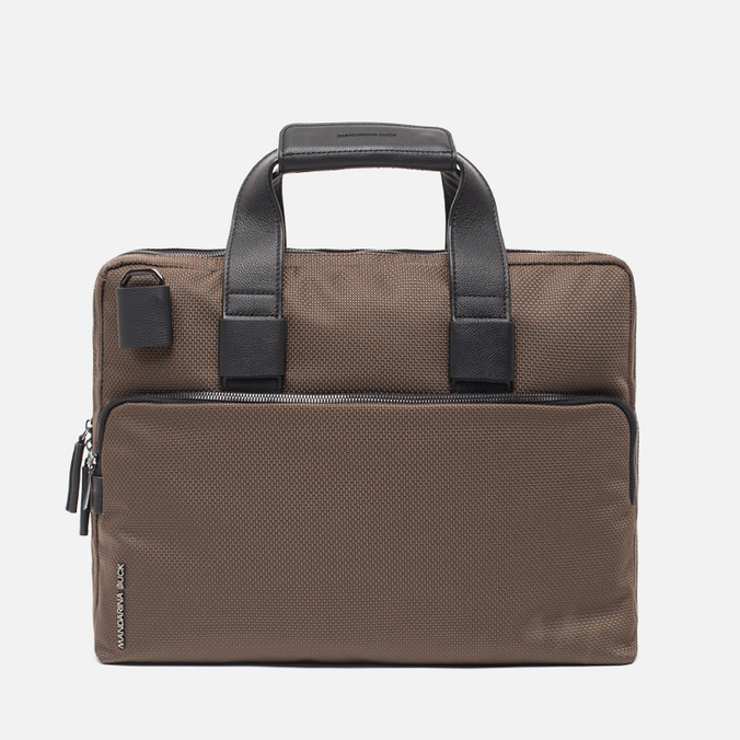 Сумка Mandarina Duck Code Briefcase Brown