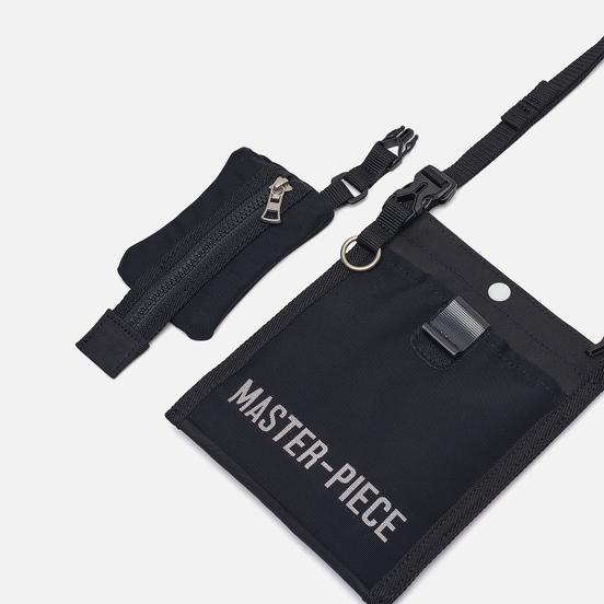 Сумка Master-piece Hub Black