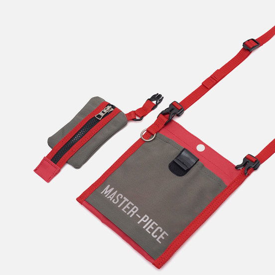 Сумка Master-piece Hub Red