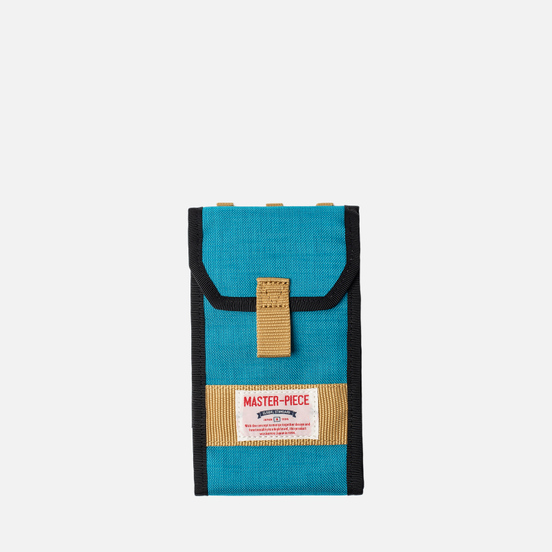 Сумка Master-piece Quick Shoulder Pouch Turquoise