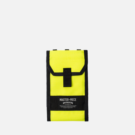 Сумка Master-piece Quick Shoulder Pouch Yellow
