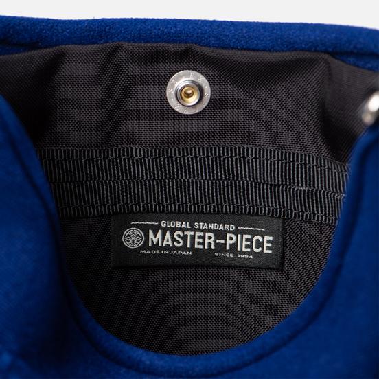 Сумка Master-piece Room 2 Blue