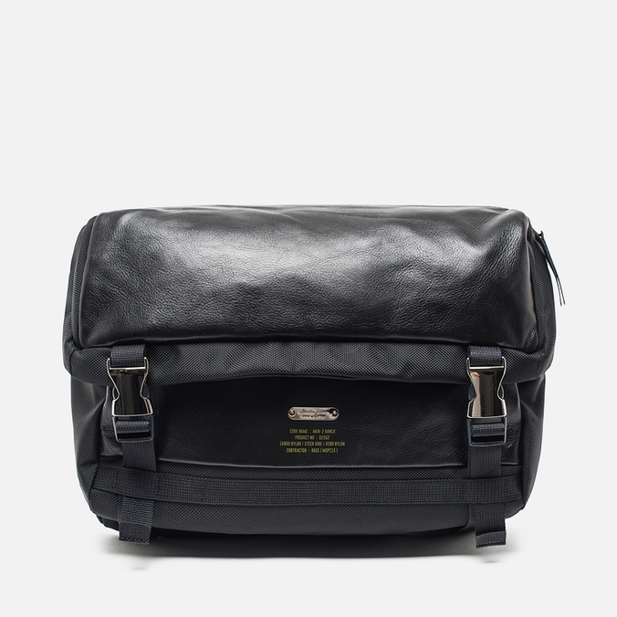 Сумка Master-Piece Spec Shoulder Nylon Leather Black