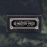 Сумка Master-piece x Nowartt Collaboration Series Dark Green фото- 3