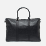 Сумка Mismo Mission Wrinkle Leather Black/Black фото- 0