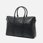 Сумка Mismo Mission Wrinkle Leather Black/Black фото- 1