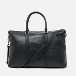 Сумка Mismo Mission Wrinkle Leather Black/Black фото- 3