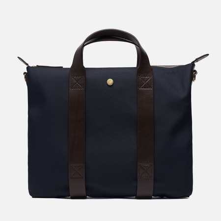 Сумка Mismo MS Brief Navy/Dark Brown