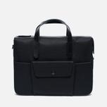 Сумка Mismo MS Briefcase Black/Black фото- 0