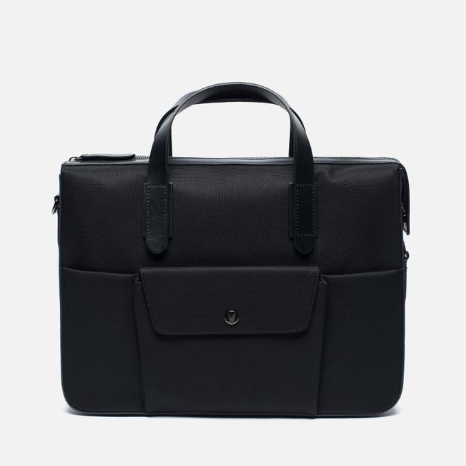 Сумка Mismo MS Briefcase Black/Black