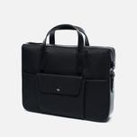 Сумка Mismo MS Briefcase Black/Black фото- 1