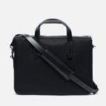 Сумка Mismo MS Briefcase Black/Black фото- 3