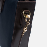 Сумка Mismo MS Briefcase Navy/Dark Brown фото- 4