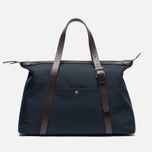 Mismo MS Holdall Bag Navy/Dark Brown photo- 0