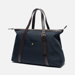 Mismo MS Holdall Bag Navy/Dark Brown photo- 1