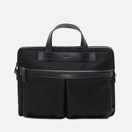 Mismo MS Office Bag Black/Black