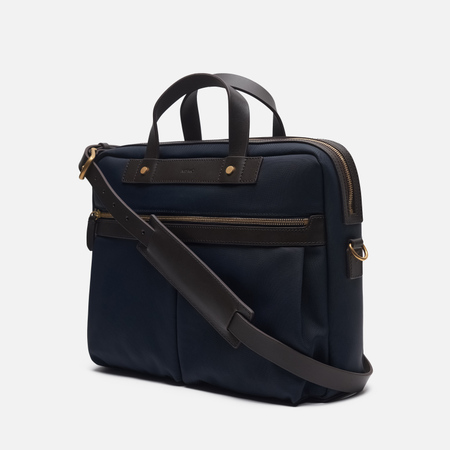 Сумка Mismo Office Navy/Dark Brown