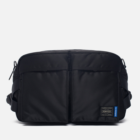 Сумка на пояс adidas Originals x Porter 2 Way Black