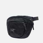 Arcteryx Maka 1 Waist Bag Black photo- 1