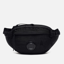 Сумка на пояс C.P. Company GD Nylon Sateen Black