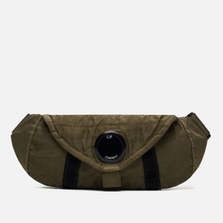 Сумка на пояс C.P. Company GD Nylon Sateen Mini Burnt Olive