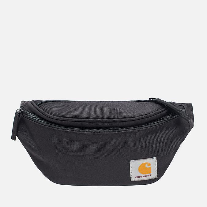 Carhartt WIP Dawson Duck Waist Bag Black