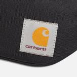 Carhartt WIP Dawson Duck Waist Bag Black photo- 3