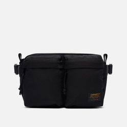 Сумка на пояс Carhartt WIP Military 5.8 Oz Black/Black