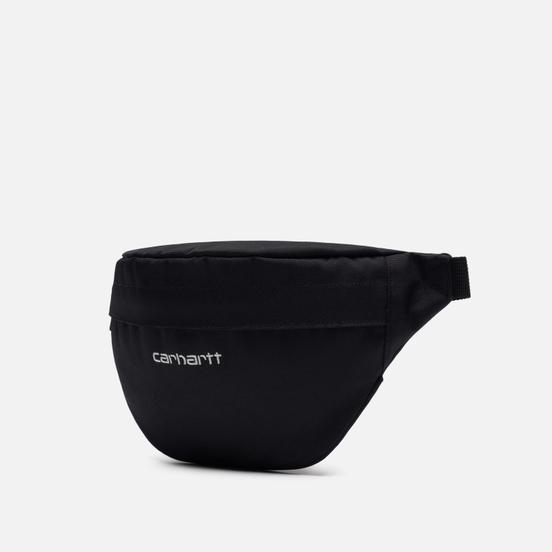 Сумка на пояс Carhartt WIP Payton Hip Cordura 8 Oz Black/White