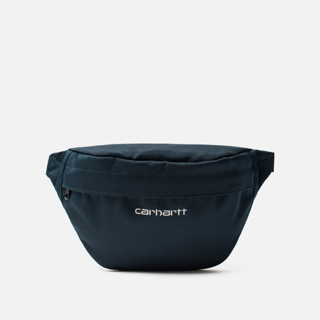 Сумка на пояс Carhartt WIP Payton Hip Cordura 8 Oz Duck Blue/White