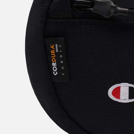 Сумка на пояс Champion Reverse Weave Cordura Black