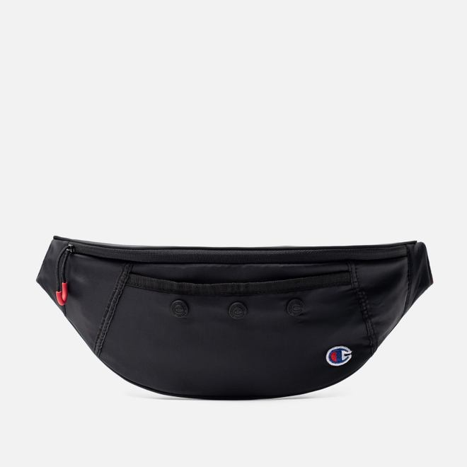 Сумка на пояс Champion Reverse Weave Logo Tape Black