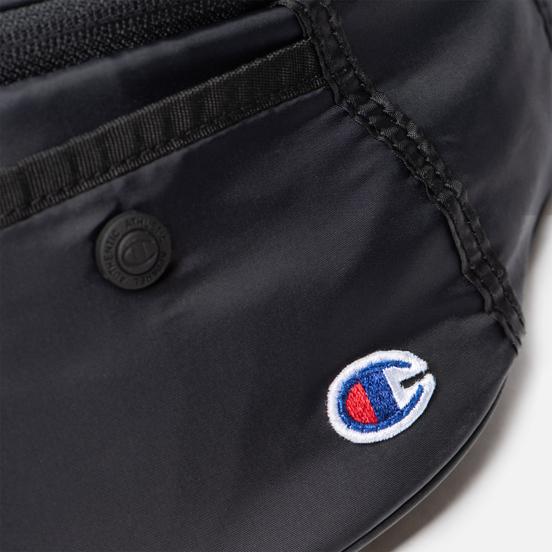 Сумка на пояс Champion Reverse Weave Logo Tape Black