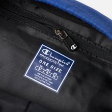 Сумка на пояс Champion Reverse Weave Script Logo Pocket Clematis Blue фото- 4