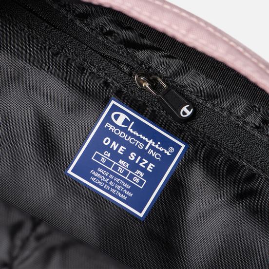 Сумка на пояс Champion Reverse Weave Script Logo Pocket Pale Mauve