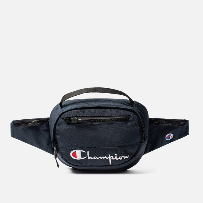 Сумка на пояс Champion Reverse Weave Script Logo Pocket Sky Captain