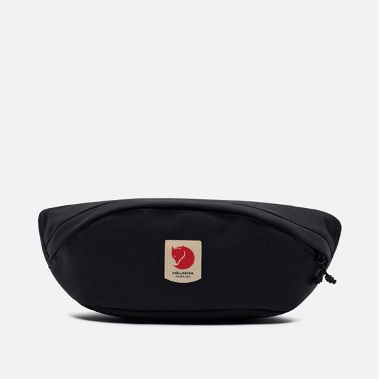 Сумка на пояс Fjallraven Ulvo Hip Pack Medium Black