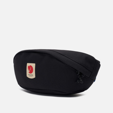 Сумка на пояс Fjallraven Ulvo Hip Pack Medium Black фото- 1