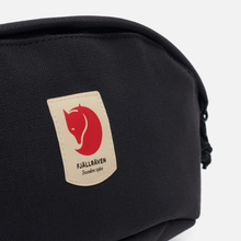 Сумка на пояс Fjallraven Ulvo Hip Pack Medium Black фото- 4