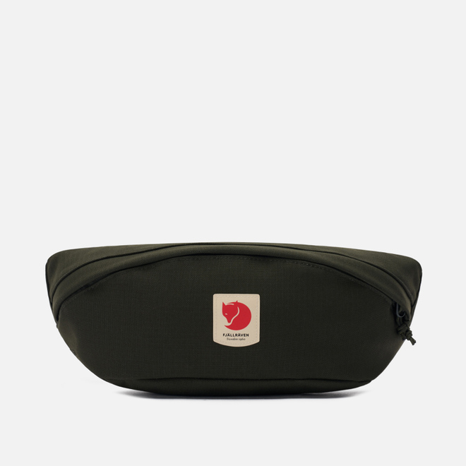 Сумка на пояс Fjallraven Ulvo Hip Pack Medium Deep Forest