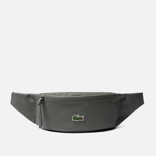 Сумка на пояс Lacoste L.12.12 Concept Coated Petit Pique Canvas Agave Green